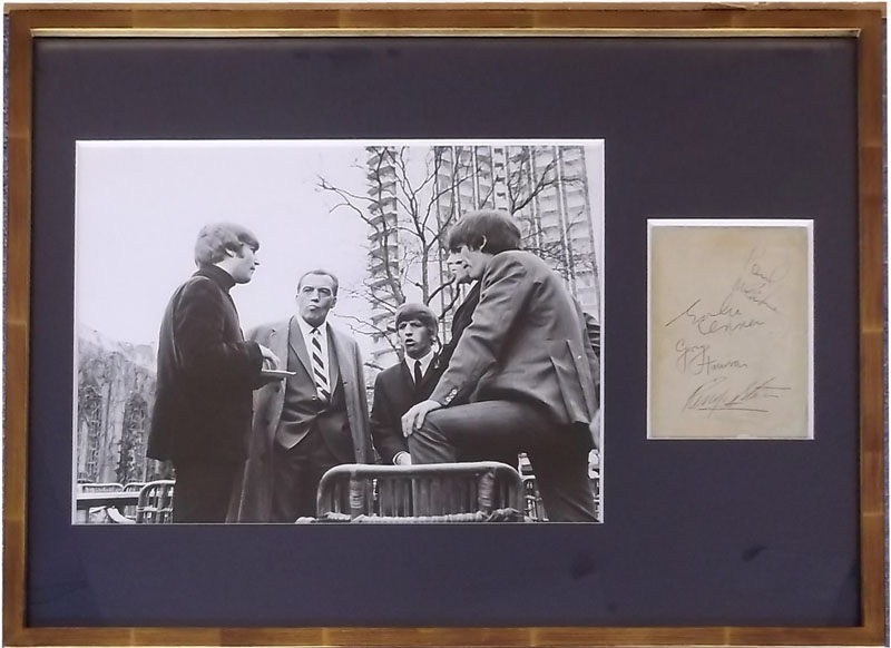 sign beatles4.frame